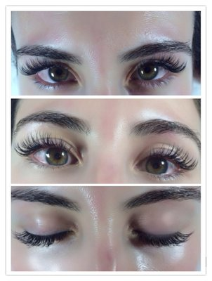 Angel Skin Care mink eyelash extensions Burlingame