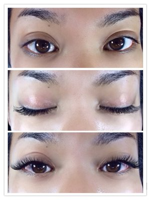 Angel Skin Care  mink eyelash extensions in San Mateo