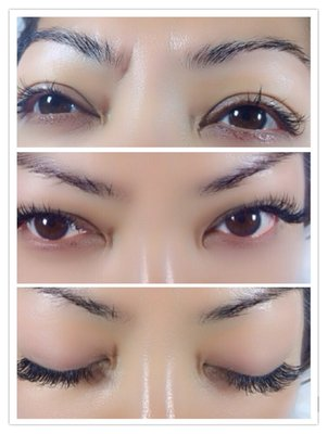 Angel Skin Care mink eyelash extensions san mateo
