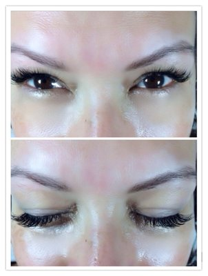 Burlingame Eyelash Extensions at Angel Skin Care in  San Mateo California