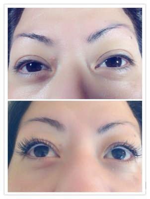 Eyelash Extensions Burlingame CA
