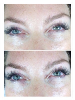 Eyelash Extensions Silk or Mink in San Mateo