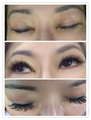Eyelash Extentions Hillsborough CA