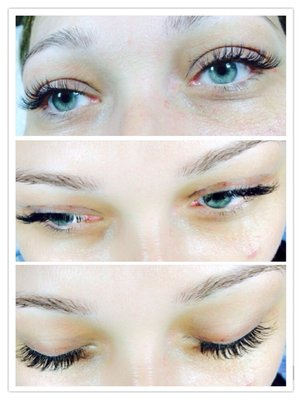 2D/3D Eyelash Extensions in San Mateo by Angel Skin Care