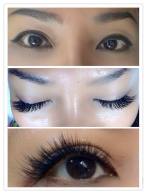 Hillsborough Eyelash Extensions at Angel SKin Care San Mateo